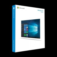 Microsoft Windows 10 Home 32-bit/64-bit English USB