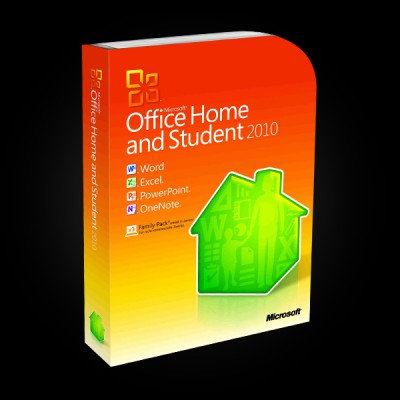 Microsoft Office Home and Student 2010 Russian