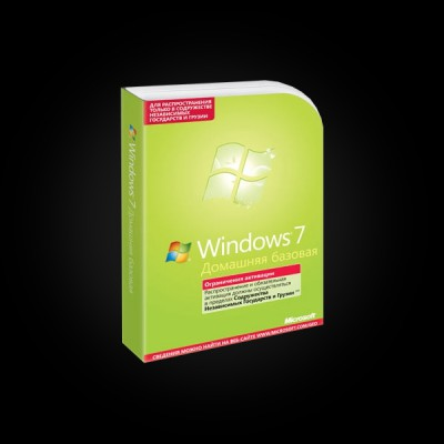 Windows Home Basic 7 Russian