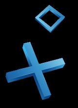 Крестик и квадратик