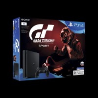 Sony PlayStation 4 Slim 1Tb + Gran Turismo