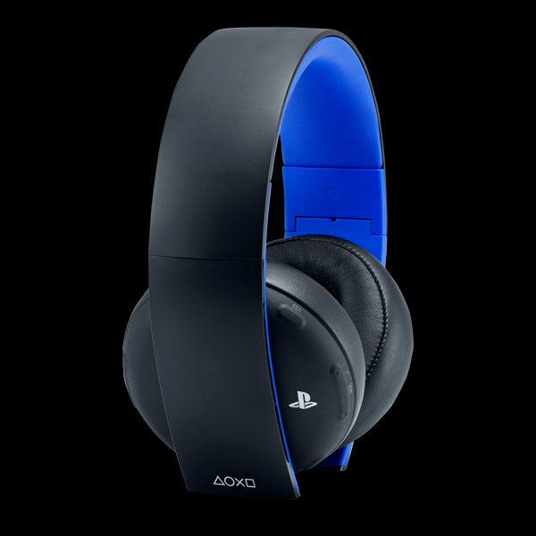 Sony PlayStation Wireless Stereo Headset 2.0 Black купить