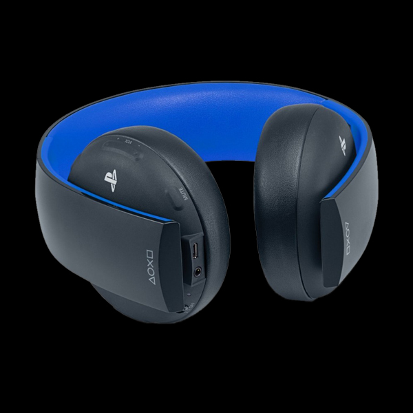 Sony PlayStation Wireless Stereo Headset 2.0 Black фото