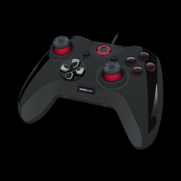SpeedLink QUINOX Pro USB Black (SL-650005-BK) купить