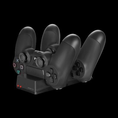 SpeedLink JAZZ USB Charger for PS4 (SL-450000-BK) купить