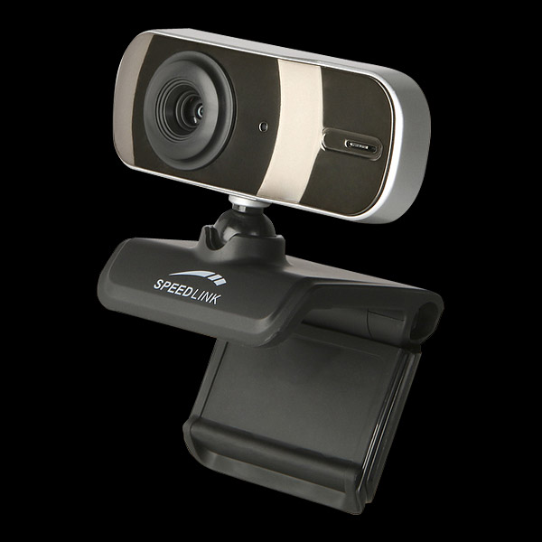 Speed Link Glory Autofocus Mic Webcam (SL-6846-SBK-A) купить