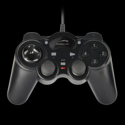 SpeedLink THunderStrike Black (SL-6515-BK) купить