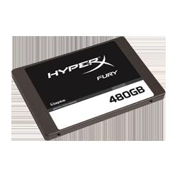HyperX Fury 480GB (SHFS37A/480G)