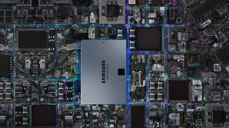 Smart совместимость SSD 860 QVO