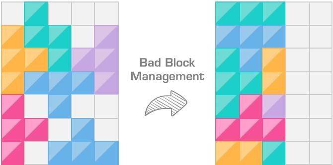 Bad Block Management