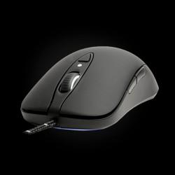 Игровая мышь SteelSeries Sensei RAW Rubberized Black_60199 - Уценка