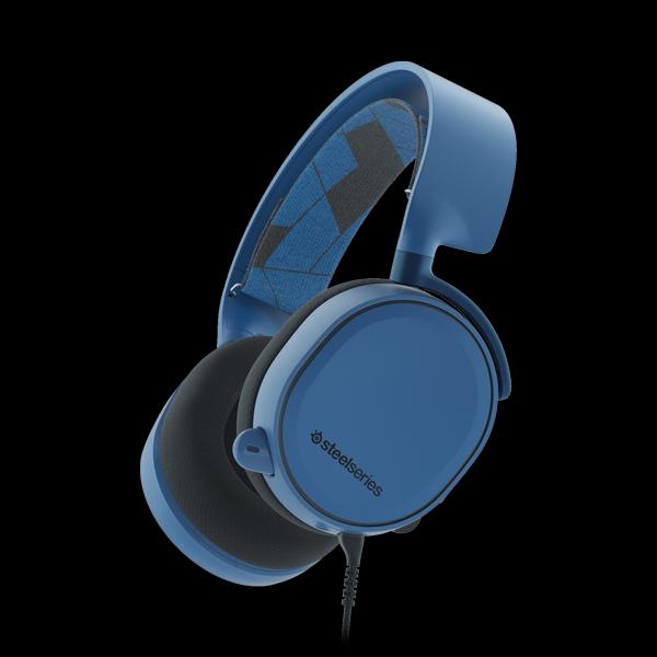 SteelSeries Arctis 3 Boreal Blue (61436) купить