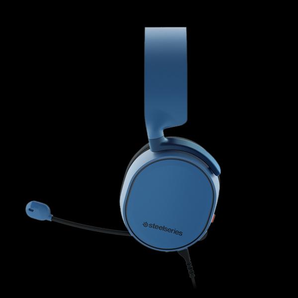 SteelSeries Arctis 3 Boreal Blue (61436) фото