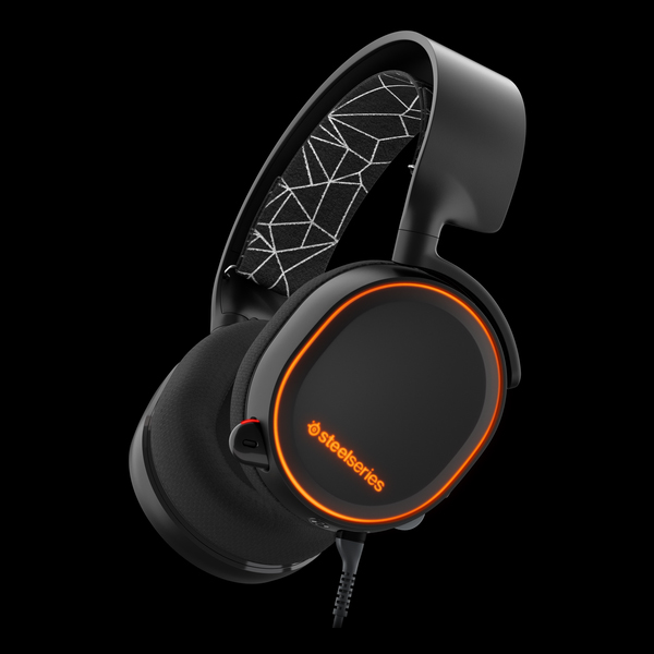 SteelSeries Arctis 5 Black (61443) купить