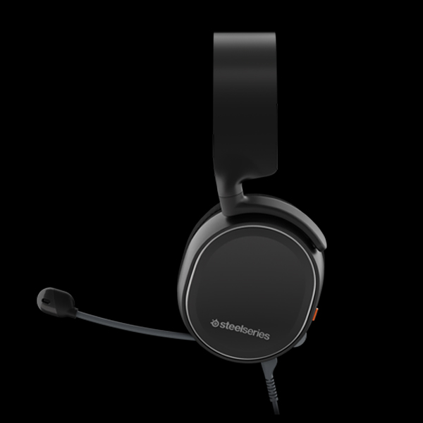 SteelSeries Arctis 5 Black (61443) цена