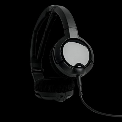 SteelSeries Flux Headset Black