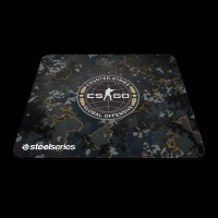 STEELSERIES QcK+ CS:GO Camo Edition (63379)