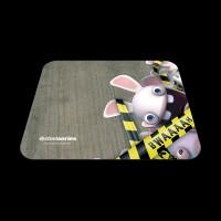 SteelSeries QcK Mini Lapins Cretins TMBWAAAAH (67278)