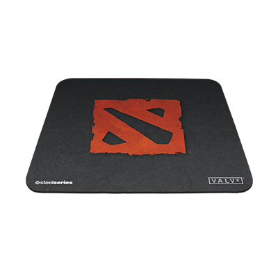 SteelSeries QcK+ Dota 2 edition (63319)