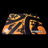 SteelSeries QcK+ Fnatic