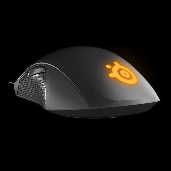 SteelSeries Rival 100 Black (62341) цена