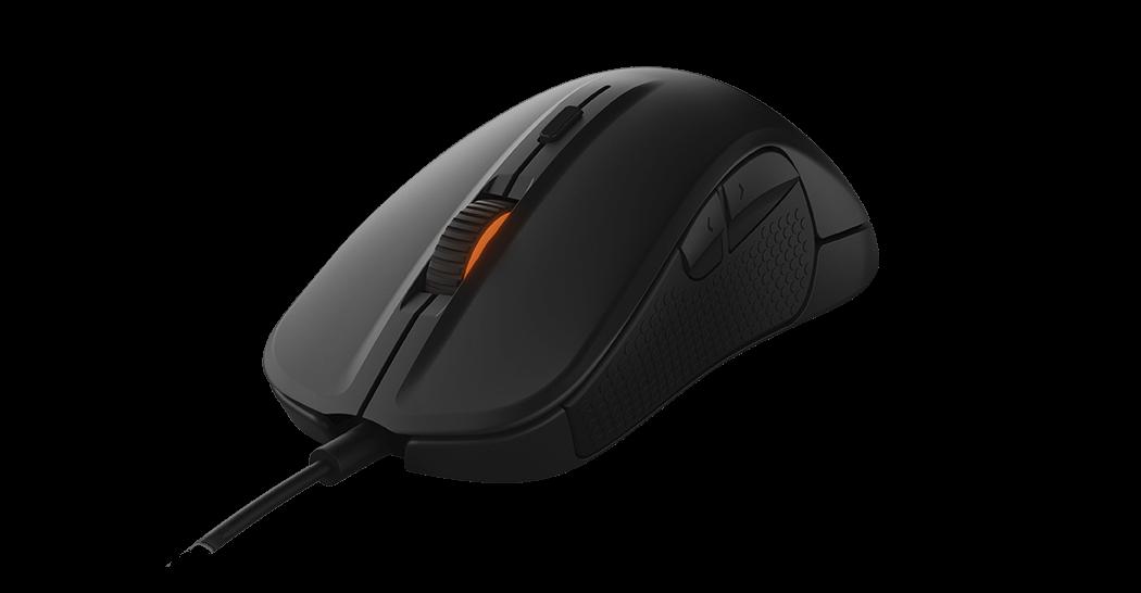 Rival 300S черная вид спереди