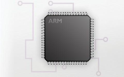 Мощный 32-битный ARM-процессор
