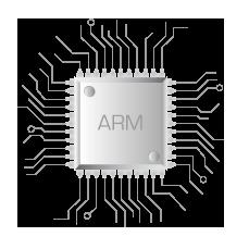 ARM процессор в Sensei