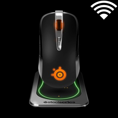 SteelSeries Sensei Wireless Laser Mouse