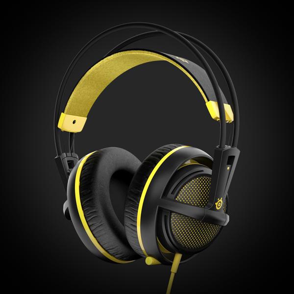 SteelSeries Siberia 200 Proton Yellow (51138) купить