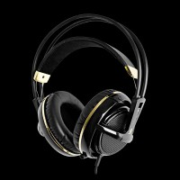 SteelSeries Siberia V2 Gold Limited Edition