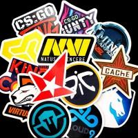 CS:GO Stickers 30 pieces
