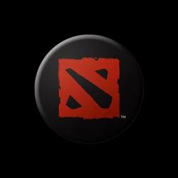 Dota 2 Pin Logo