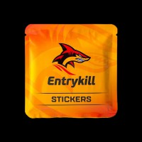 Entrykill stickers