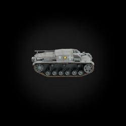 Easy Model Stug III Ausf. B Sturmgeschutz-Abteilung 192 Russian 1941 (ML-36137)