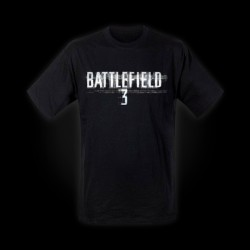 Battlefield 3 Distortion Logo T-Shirt L