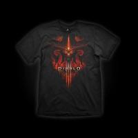 Diablo III Burning T-Shirt