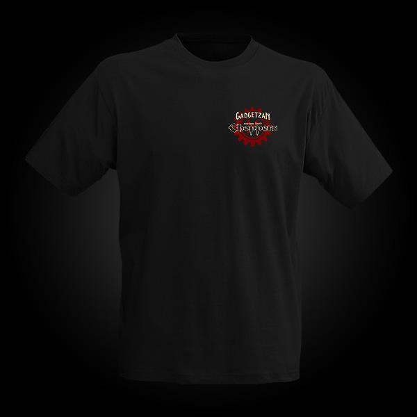 J!NX World of Warcraft Gadgetzan Choppers T-Shirt S купить