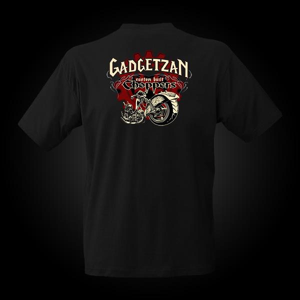 J!NX World of Warcraft Gadgetzan Choppers T-Shirt S фото