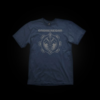 J!NX World of Warcraft Gnomeregan T-Shirt S купить