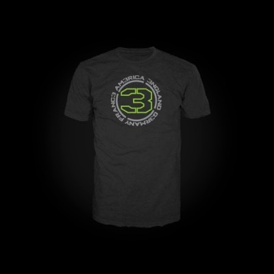 Modern Warfare 3 Across the Globe T-Shirt M