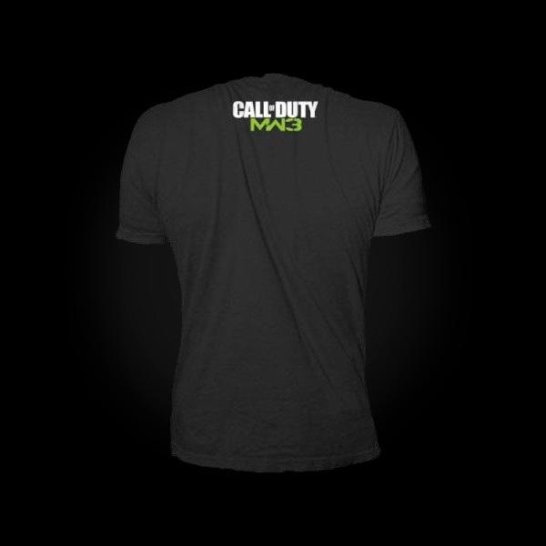 Modern Warfare 3 Across the Globe T-Shirt S фото