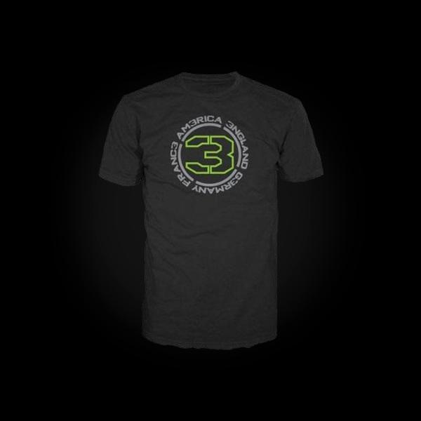 Modern Warfare 3 Across the Globe T-Shirt M купить