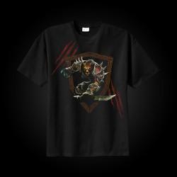 J!NX World of Warcraft Worgen T-Shirt M
