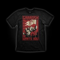 World of Warcraft Garrosh Wants You T-Shirt