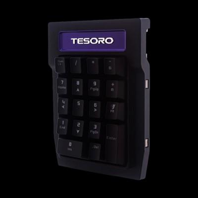 Tesoro Tizona Elite Numpad (TS-G2 N-P BK) купить