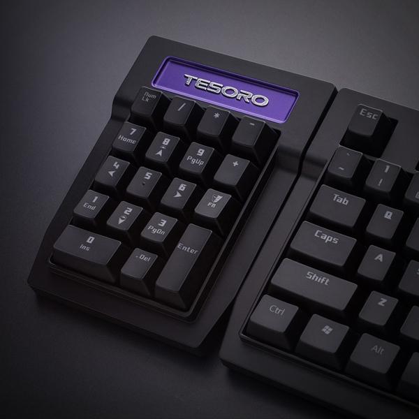 Tesoro Tizona Elite Numpad (TS-G2 N-P BK) цена