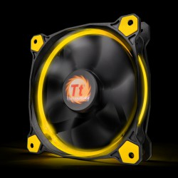Thermaltake Riing 12 Yellow Led