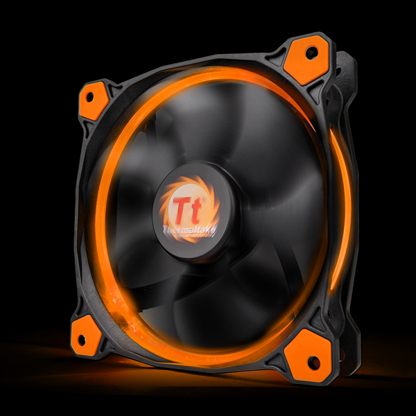 Thermaltake Riing 14 Orange Led купить