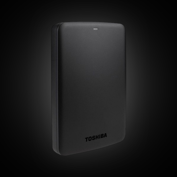 Toshiba Stor.E Canvio Basics 1TB HDTB310EK3AA купить